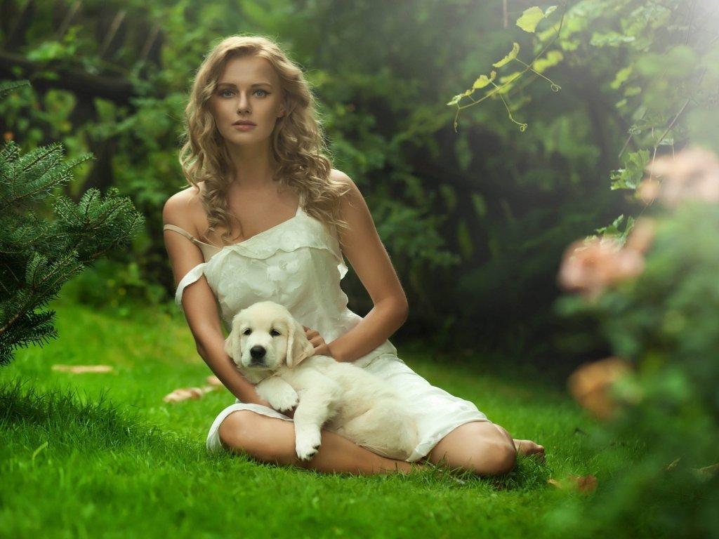 hund knullar kvinna stora bröst sex
